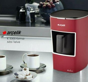 Turecki ekspres do kawy #8222 turecki zachwyt #8221 TKM 3330 Mini przez Archelik turecki ekspres do kawy ekspres do kawy dzbanek do kawy turecka kawa tanie i dobre opinie Arçelik A Ş