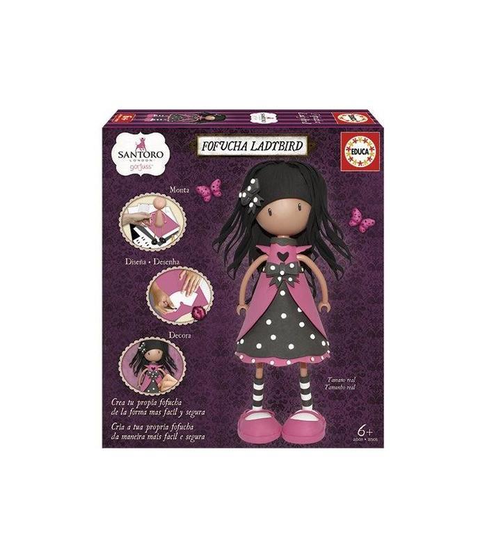 Doll Fofucha Gorjus Toy Store
