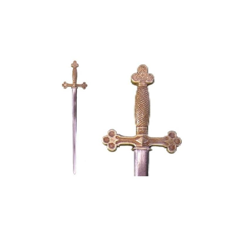 Masonic Sword Letter Opener (25cm)