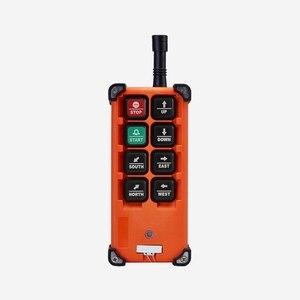 Image 4 - 送料無料F21 E1B産業ワイヤレスラジオリモートコントロール2送信機1受信機のための天井クレーンホイスト