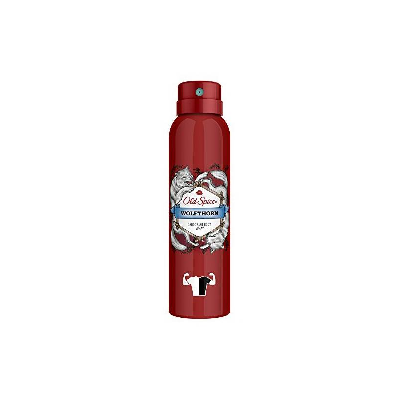 Deodorant Spray Wolfthorn Old Spice (150 Ml)