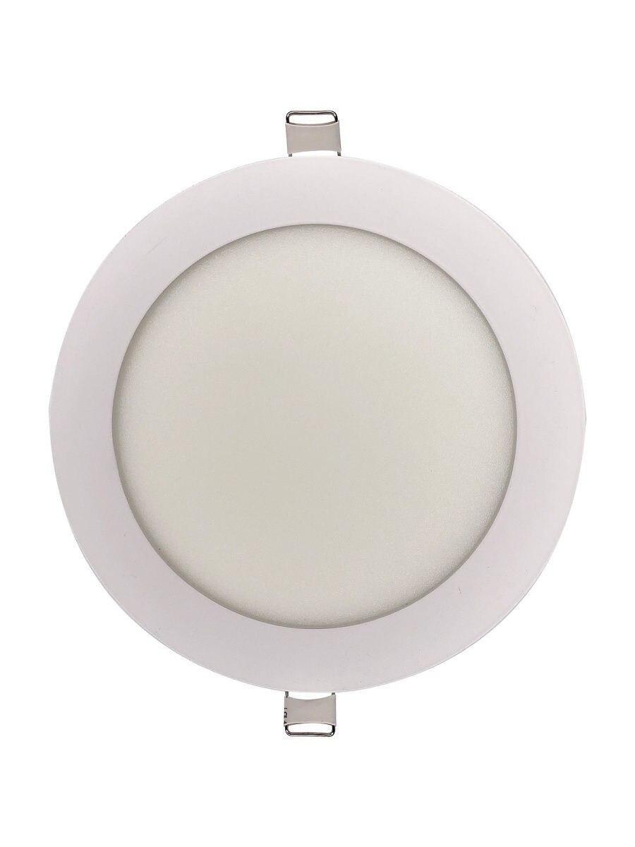 Светильник светодиодный встраиваемый 102R 12W 3000K