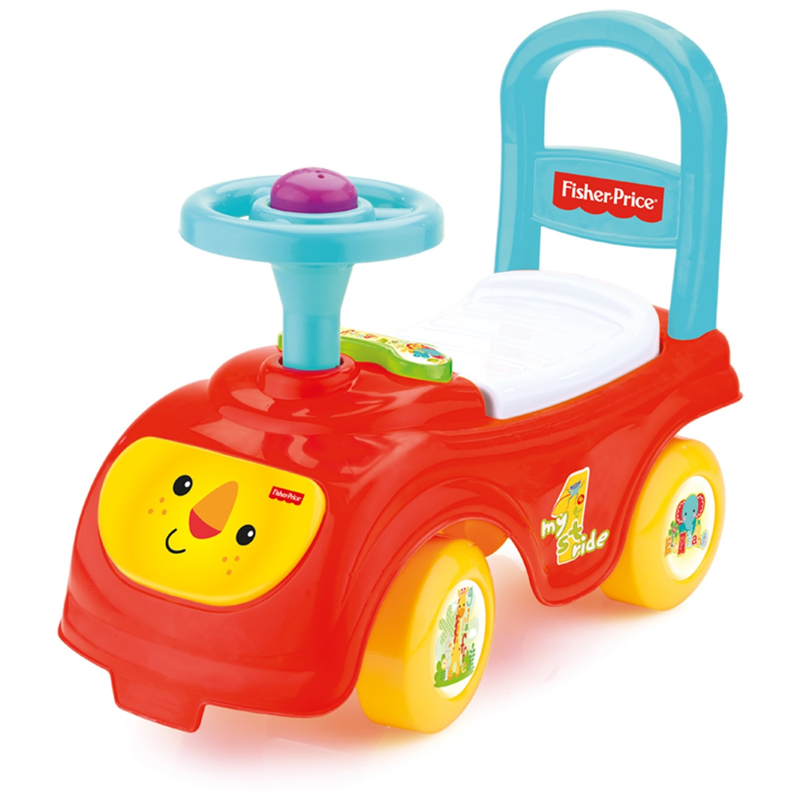Ebebek Fisher Price My First Ride Car
