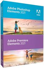 Photoshop elements 2021 & premiere pro elements 2021 mais recente para a vida (64-bit) windows