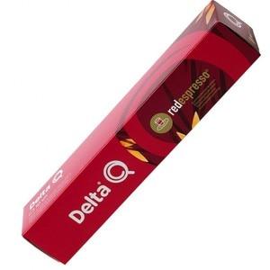 Refrespresso, espresso with rooibos, 10 Delta Q capsules