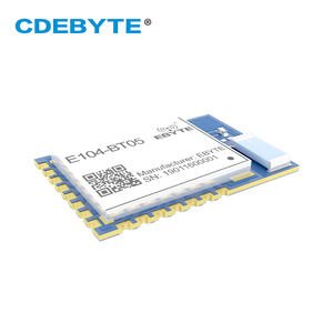 Image 3 - TLSR8266 Bluetooth BLE4.2 UART SMD Transceiver E104 BT05 70m Slave Transparent Transmission Low Power Wireless Module