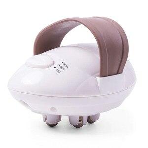 Tambor eléctrico 3D, masajeador adelgazante corporal, Dispositivo de masaje anticelulitis, quemador de grasa, máquina para perder peso, herramienta para aliviar el músculo