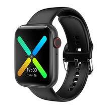 Shimang novo 2021 chamada bluetooth relógio inteligente mulher rastreador de fitness freqüência cardíaca toque completo smartacth masculino esportes para android ios