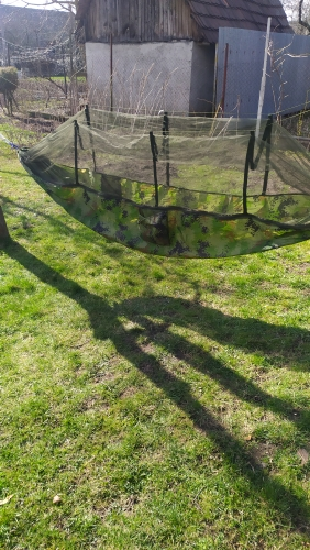 Camping Hammock with Mosquito Net photo review