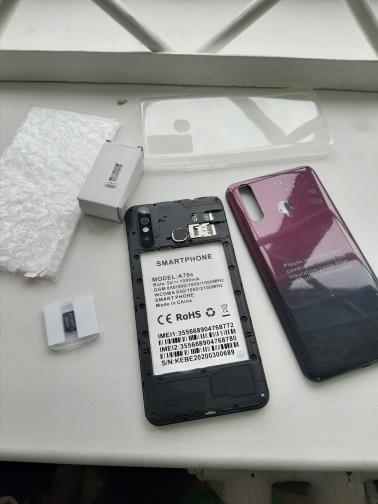 Smartphone XGOY A70 S - 4GB + SD CARD 32GB