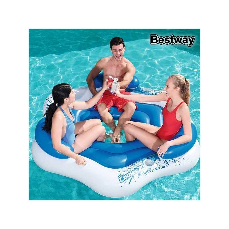 Inflatable Sofa Bestway 43111 Blue