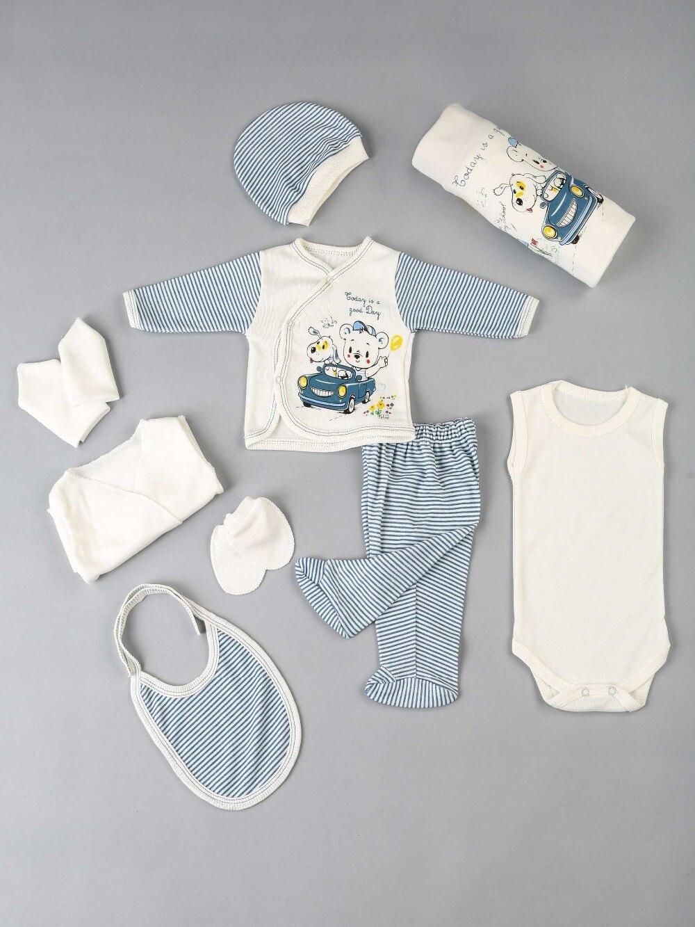 082-9012-015 Mavi Yenidoğan Erkek Bebek 10 lu Hastane Çıkışı (1)
