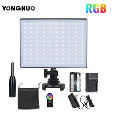 YONGNUO YN300 Air II YN300air II YN-300 air Pro 3200k-5500k RGB LED Camera Video Light for Canon Nikon(China)