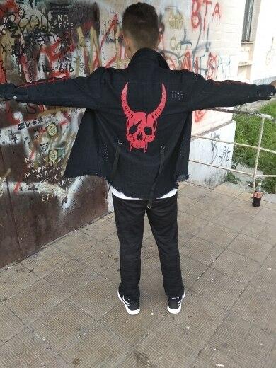 Jaquetas jaquetas meninos impressão