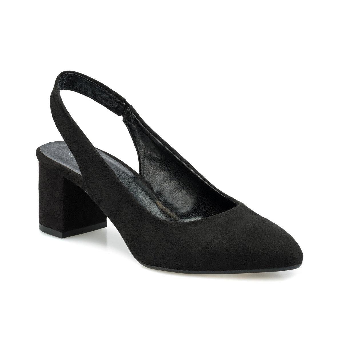 FLO 315122.Z Black Women Gova Shoes Polaris