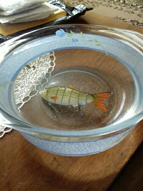 Iscas artificiais Artificial Fishing Fishing