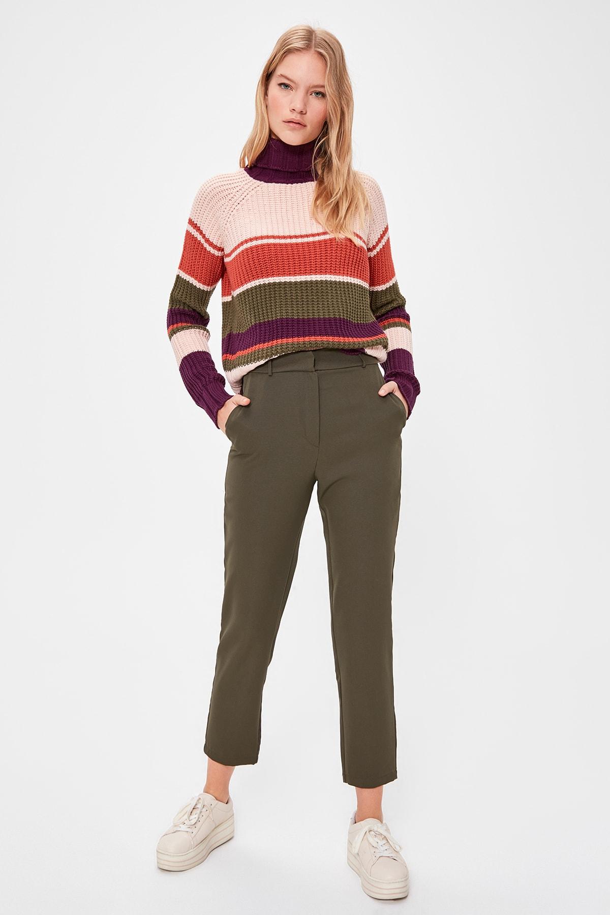 Trendyol Pocket Detail Pants TWOAW20PL0516
