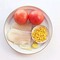 茄汁玉米龙利鱼的做法图解1