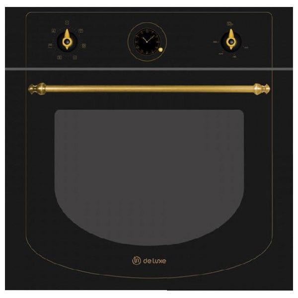 Встраиваемый электрический духовой шкаф DeLuxe 6006.05эшв 061 Духовые шкафы      АлиЭкспресс