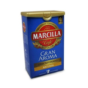 Great Natural decaffeinated Aroma Martilla, 200g ground coffee