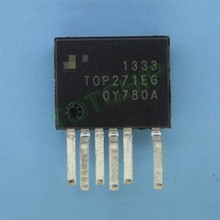 2pcs TOP271EG eSIP7C PSU 244W controlador 230VAC