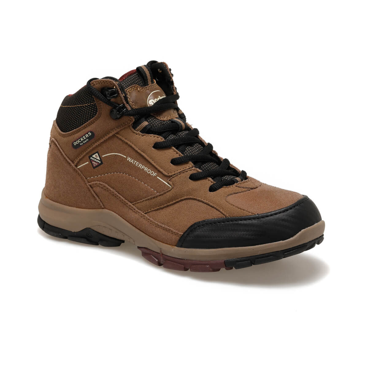 FLO 223593 Sand Color Men Boots By Dockers The Gerle