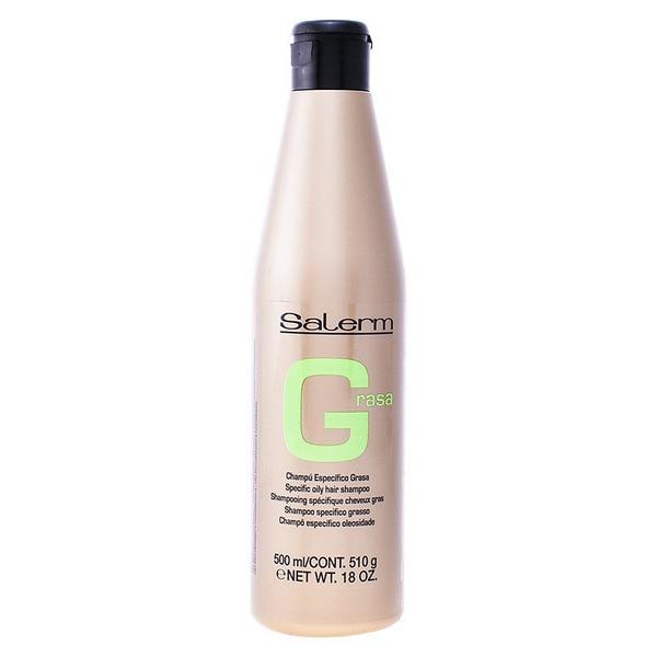 Shampoo For Greasy Hair Salerm