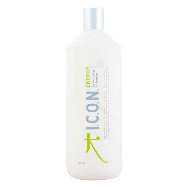 Moisturizing Shampoo Energy I.c.o.n. (1000 Ml)
