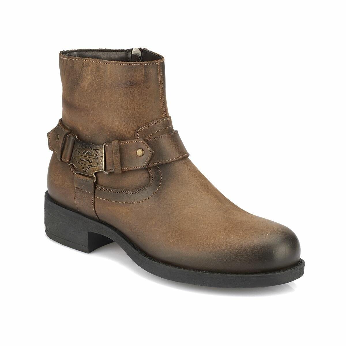 FLO KREON Sand Color Men Boots KINETIX