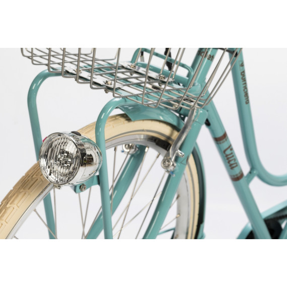 Cuca Electric Bicycle Blue