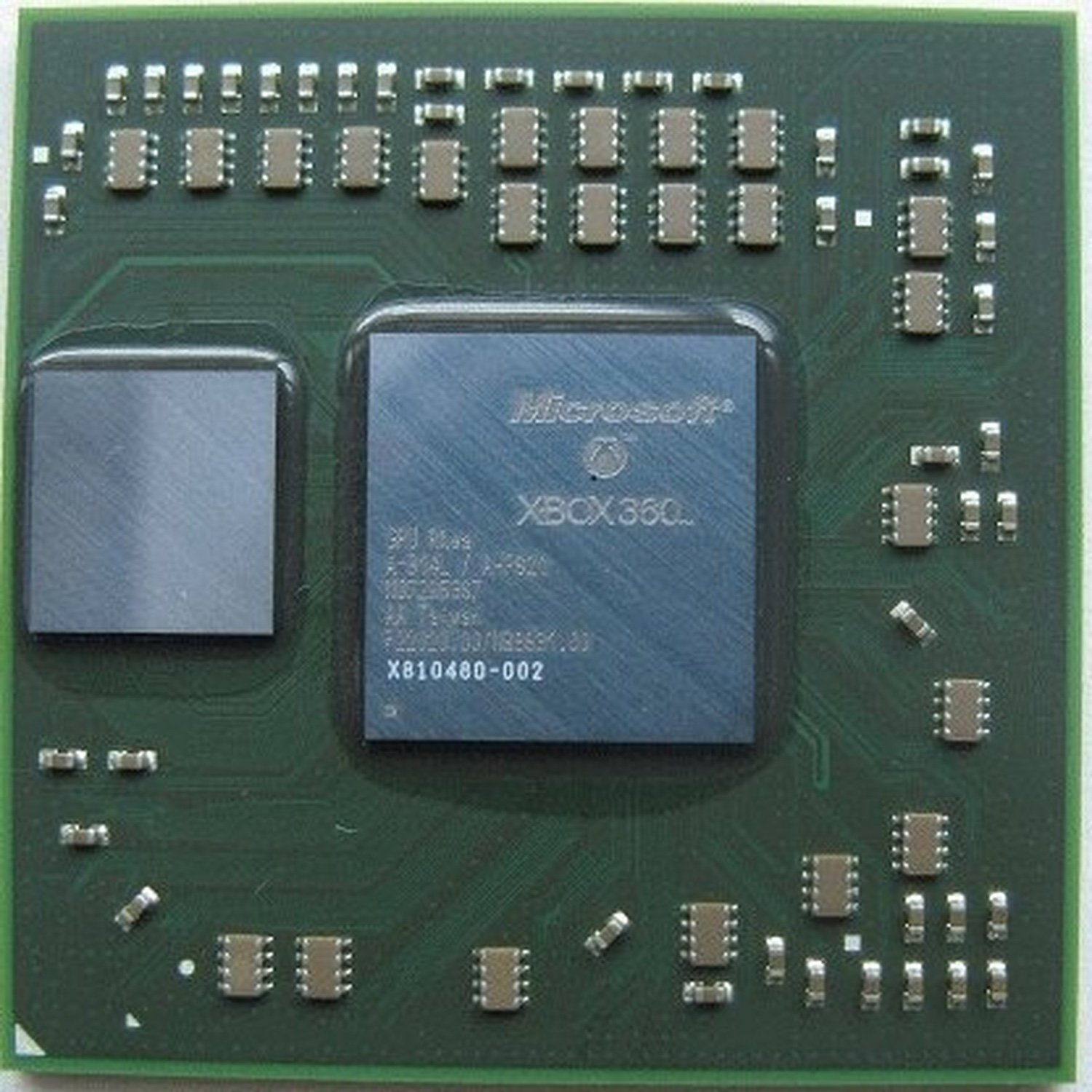 Xbox360 65nm gpu X810480 (refurbished & attached to board) m90p motherboard systemboard 71y5975 refurbished