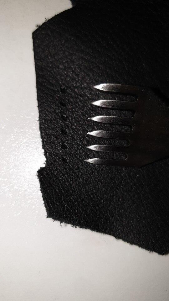 Perfuração Furador Pricking Cinzel