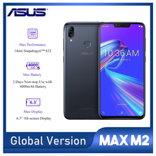 Global Version Asus Zenfone Max M2 Cellphone 3GB 32GB Snapdragon 632 6.3