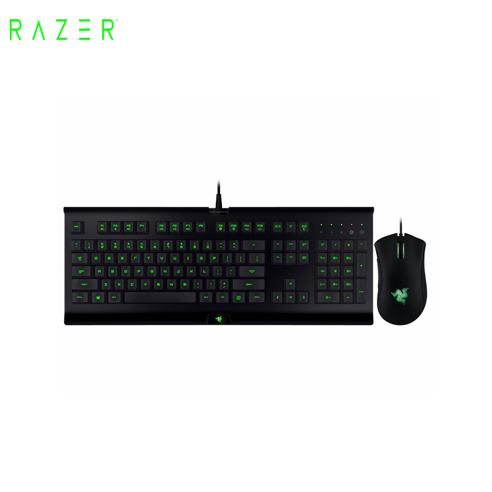 цена на Professional computer gaming keyboard and mouse bundle RAZER CYNOSA Pro
