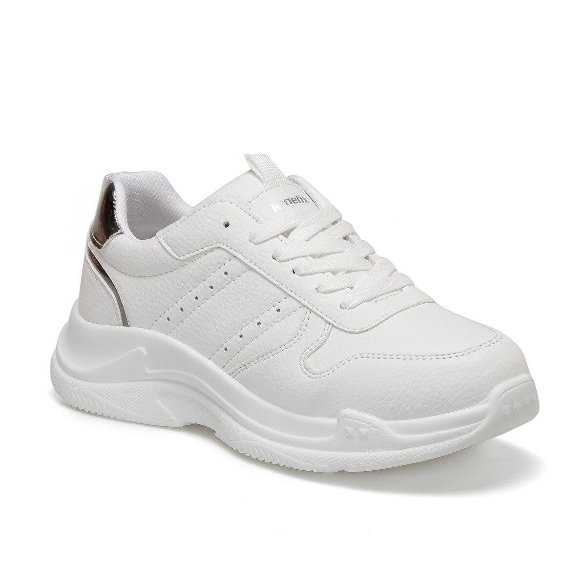 FLO PALEO White Women 'S Sports Shoes KINETIX