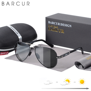 BARCUR Photochromic Polarized