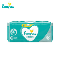 Baby wet wipes Pampers Sensitive 104 PCs