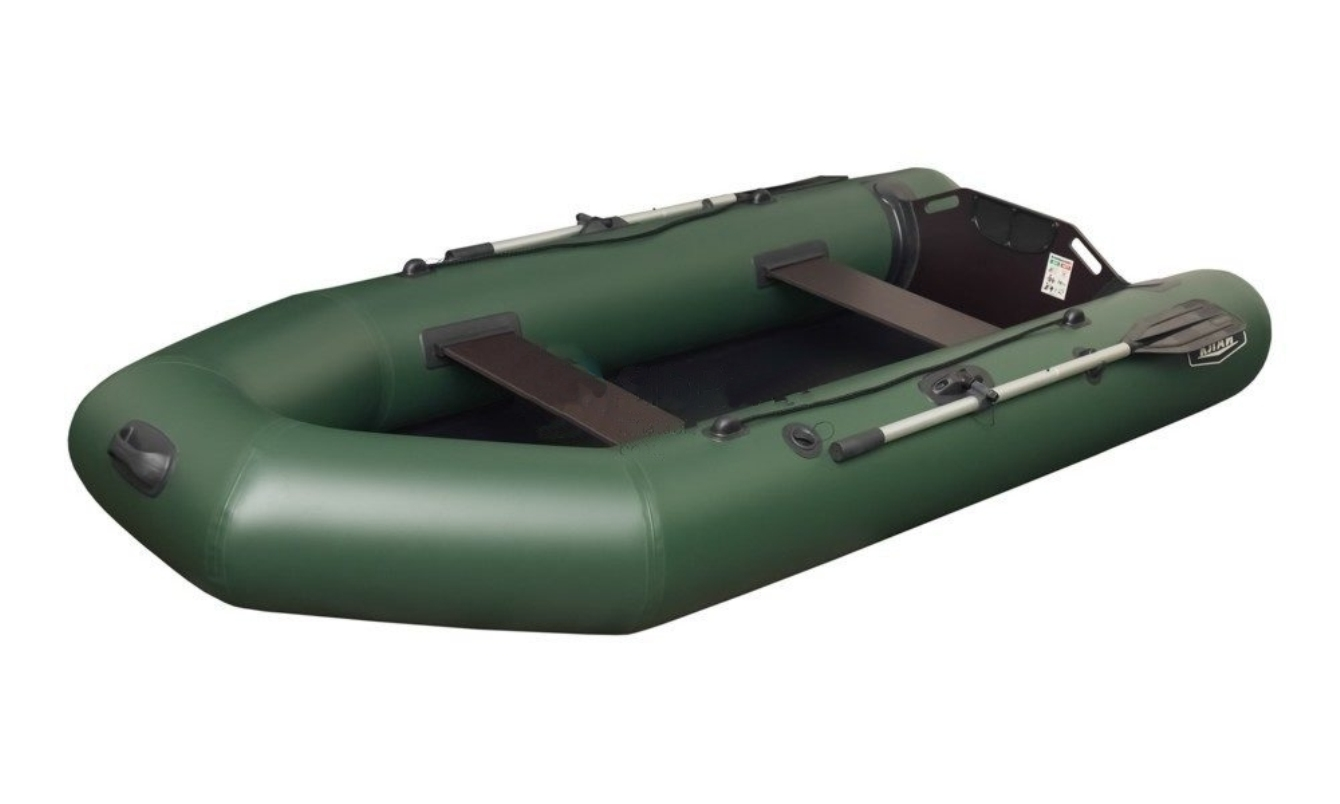 Лодка ПВХ надувная Киль для рыбалки под мотор