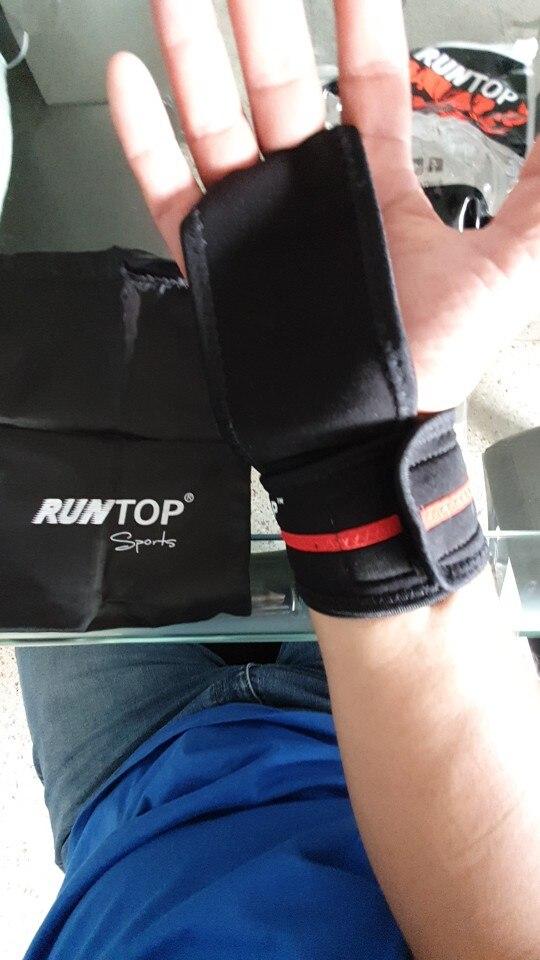 Levantamento de peso Envoltório Envoltório Runtop
