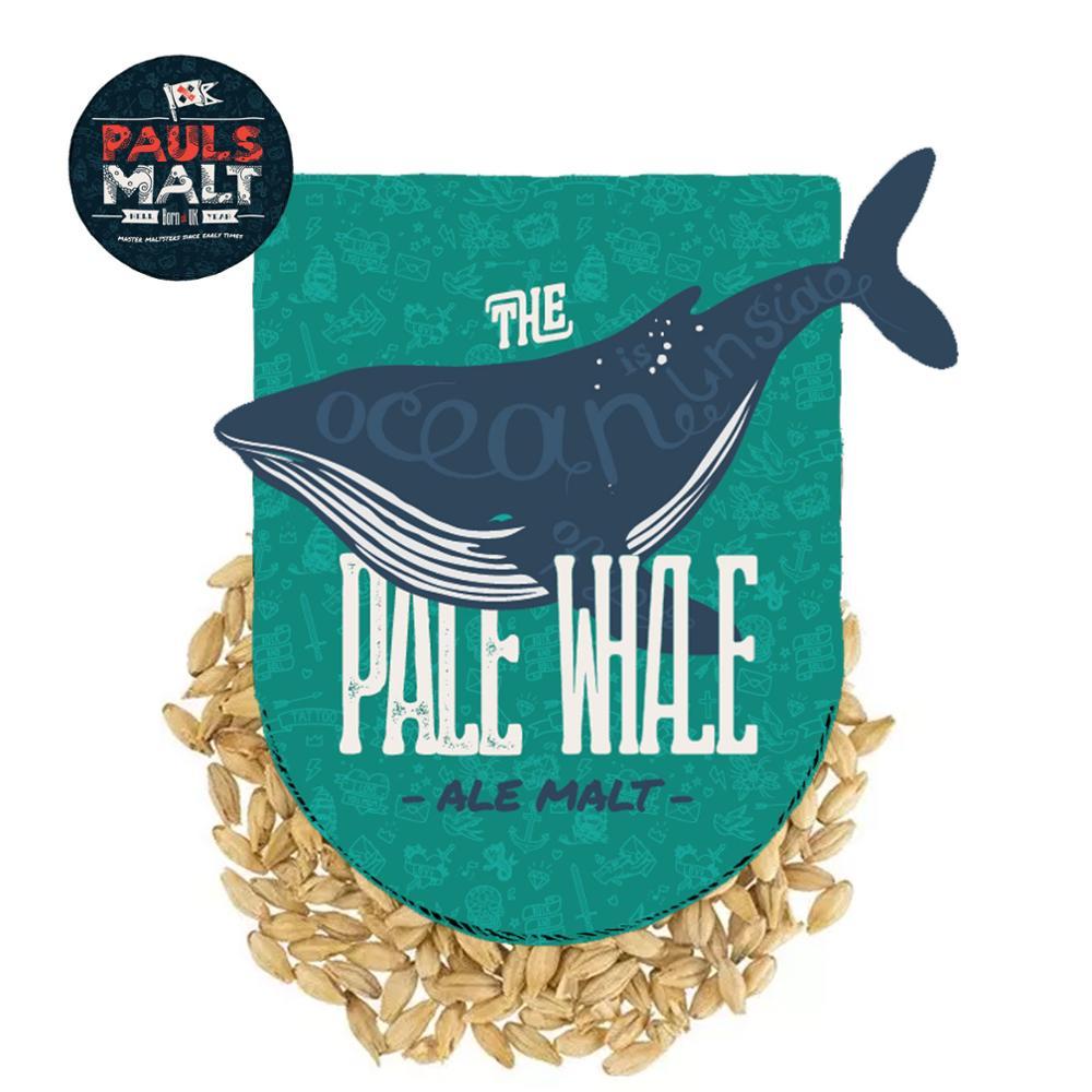 Malt Pauls Malt Pale Ale 1 Kg England