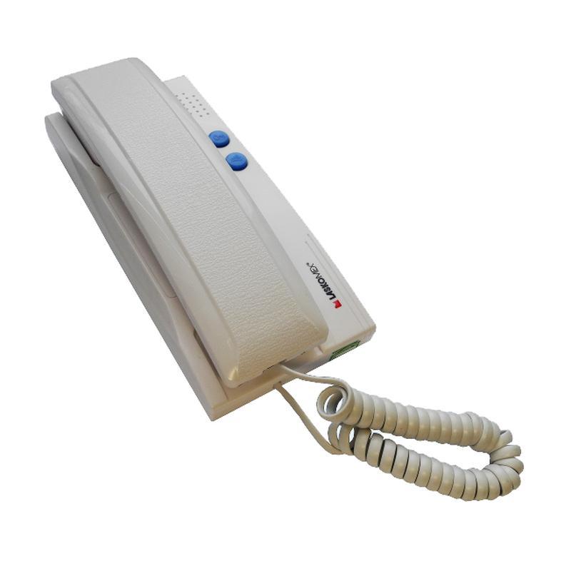 Intercom, Intercom Tube, Interphone Tube, Doorphone Tube LASKOMEX LC-8D For Entrance Intercom
