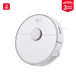 Roborock S5 Max Robot Vacuum Cleaner S5max cordless Sweeping and Mopping Carpets Hard Floor upgrade of S50 S55 collect pet hairs