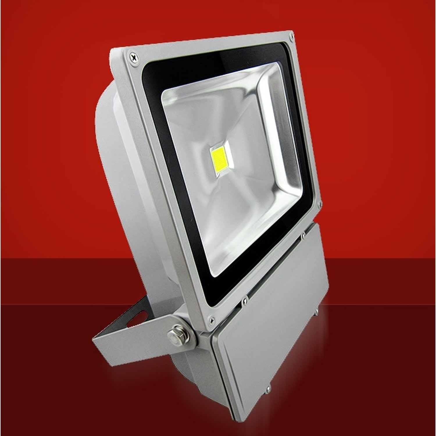 LED Spotlight Spotlight 100W 6500K Bright Light Topical Power