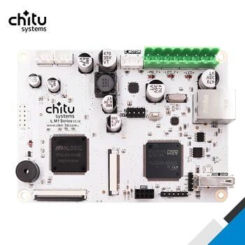 TMC2209 ChiTu L M1 Control Board  STM32F407  Motherboard 8.9 inch 4k Mono  For Elegoo saturn Kelant S400/S500 Printer Parts dlp 3d printer parts motherboard controling board electric control part set