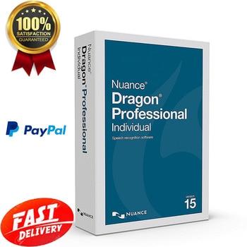 Nuance Dragon Professional Individual V15 2020 -Lifetime Activation ! Instant deliverty-Best price Software!