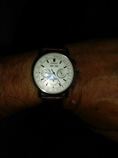 -- Automático Automático Relógios