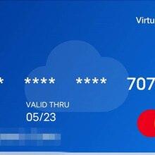 Виртуальная Кредитная карта vcc с кодом Facebook ADS хорошие объявления Adword любая платформа ebay и paypal...