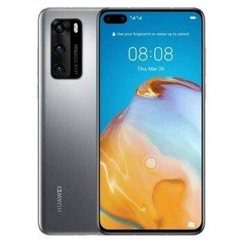 Перейти на Алиэкспресс и купить Huawei P40 Pro 5G 8 ГБ/256 ГБ серебристый (Silver Frost) Dual SIM