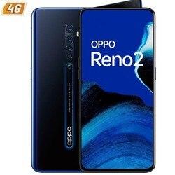 Oppo Рино 2 световой черный чехол для мобильного Smartphone-6.5 '/16,5 см-snapdragon 730g - 8 Гб оперативной памяти-256 ГБ-cam (48 + 8 + 13 + 2 общее количество)/16 Мп-4g