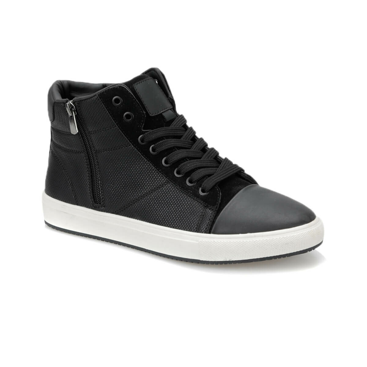 FLO 16605-1-A Anthracite Men Shoes Forester